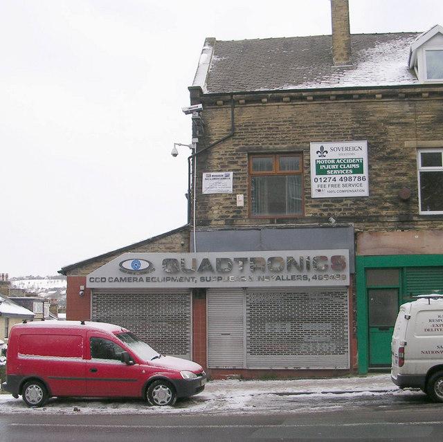 Quadtronics - Keighley Road