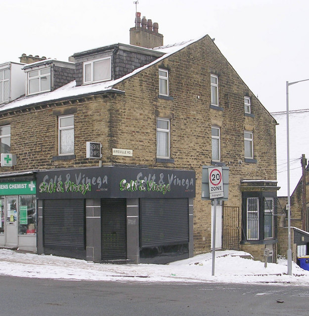 Salt & Vinega - Bradford Road