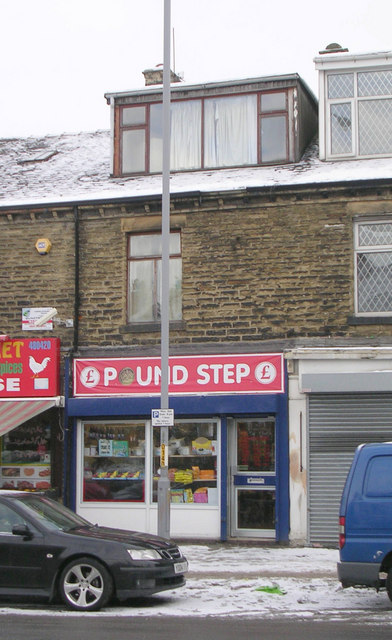 Pound Step - Bradford Road