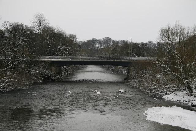 Ure Bypass Bridge