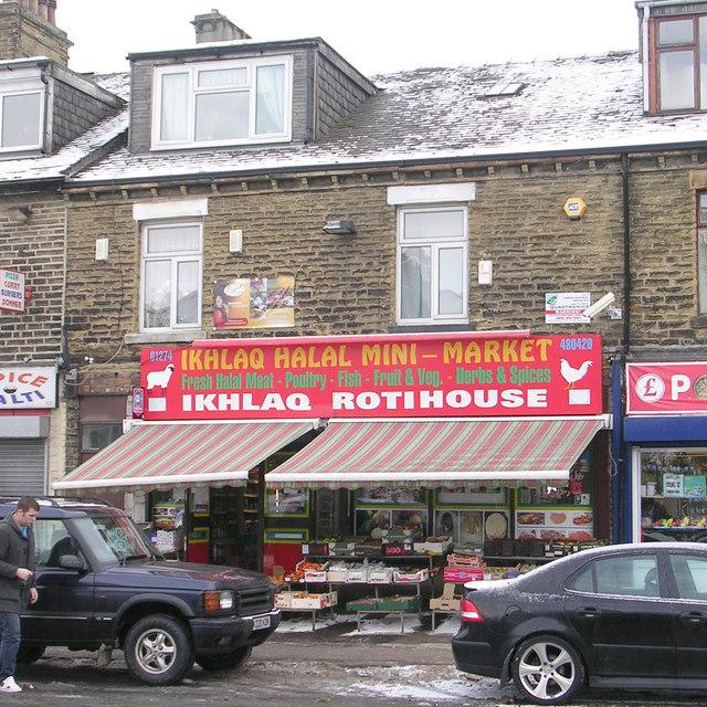 Ikhlaq Halal Mini-Market - Bradford Road