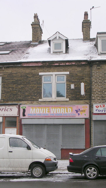 Movie World - Bradford Road