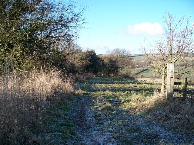 Bridleway to Whichford