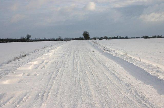 Moreton Paddox to Kineton lane