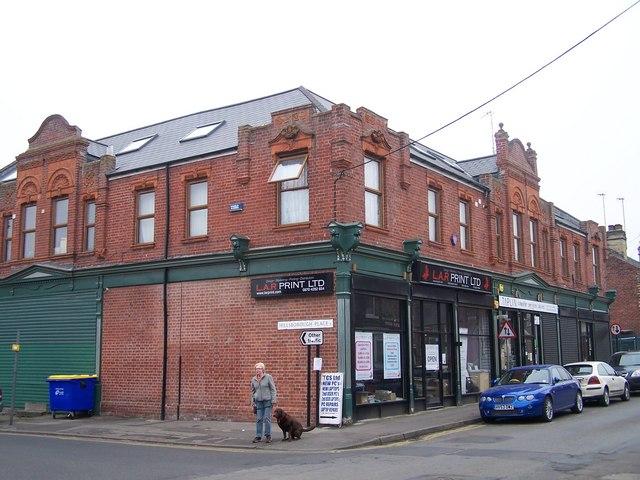Brightside & Carbrook Co-op Branch 15 (Former), Taplin Road, Hillsborough, Sheffield - 1