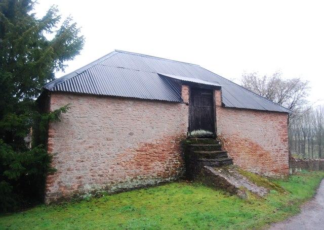 Barn, Capton Farm