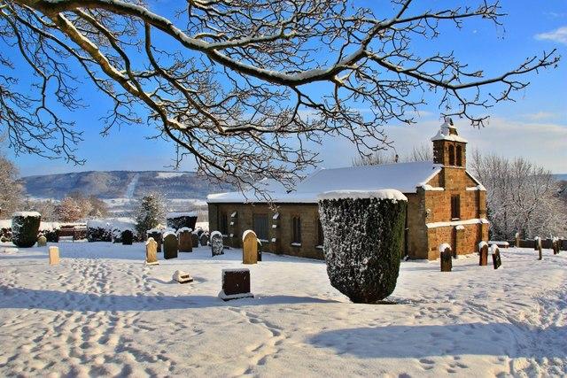 St Oswalds, East Harlsey