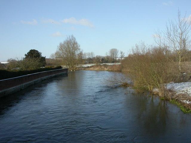 Downton, River Avon