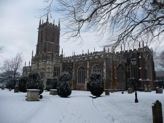 Tiverton : St Peter's Church