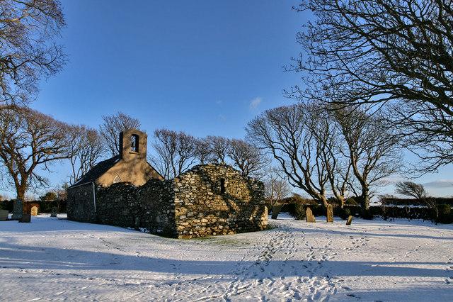 Lonan Old Parish Church