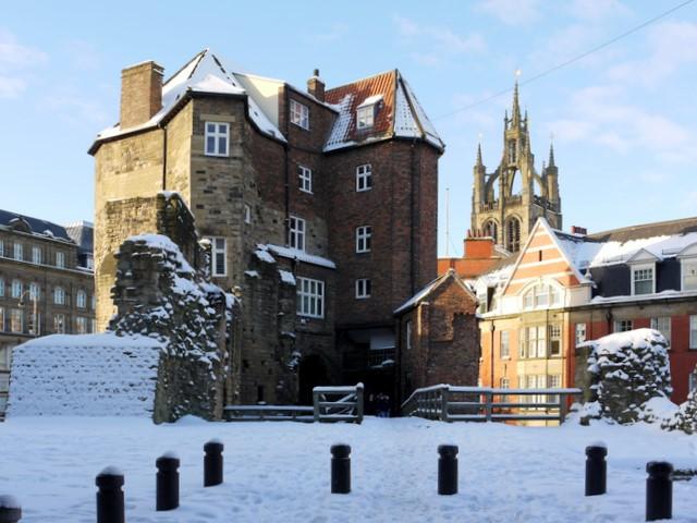 The Black Gate, Newcastle