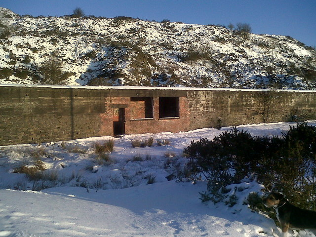 Clee Hill Quarry Works