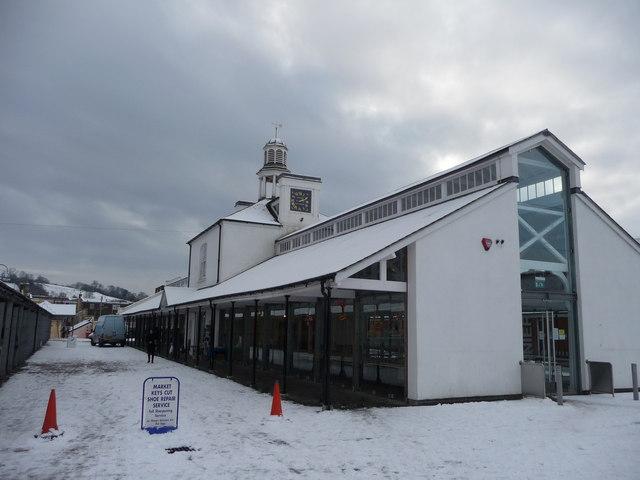 Tiverton : Tiverton Market Centre