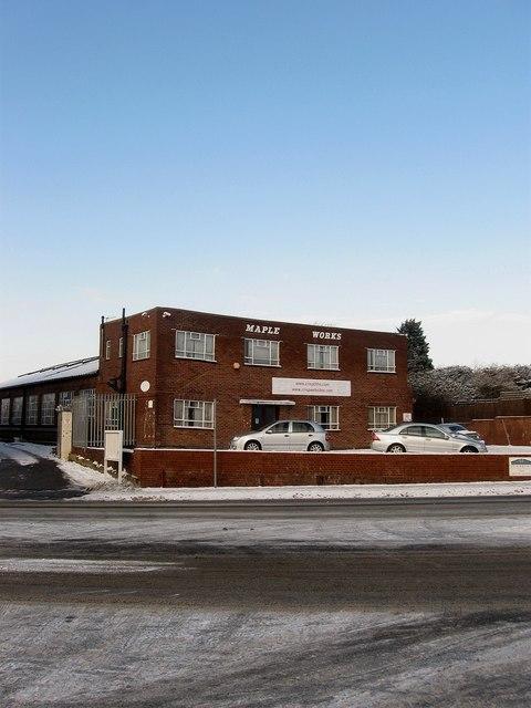 Maple Works, Old Shoreham Road