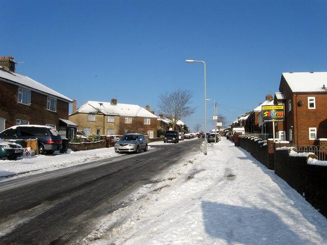 Stapley Road