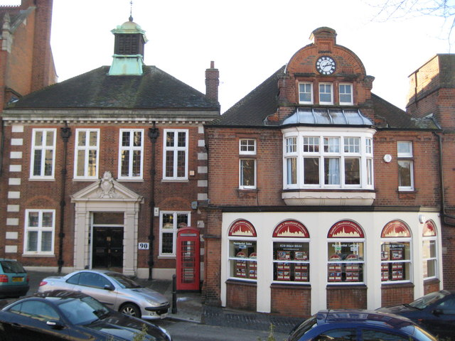 Harrow on the Hill: The Old Fire Station and Local Board Office
