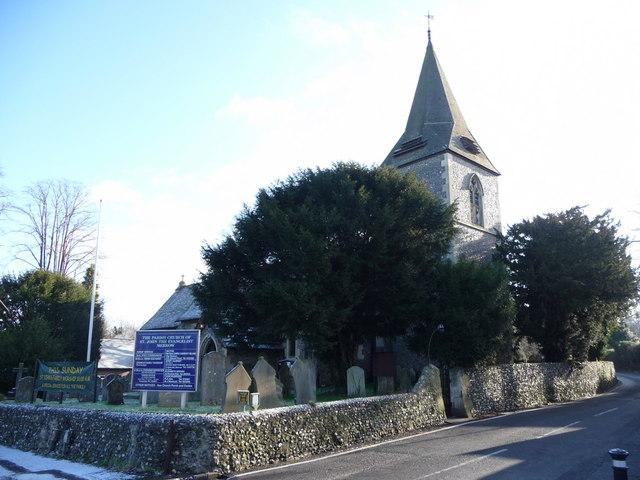St John the Evangelist, Merrow