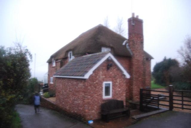 Cottage on the edge of Williton