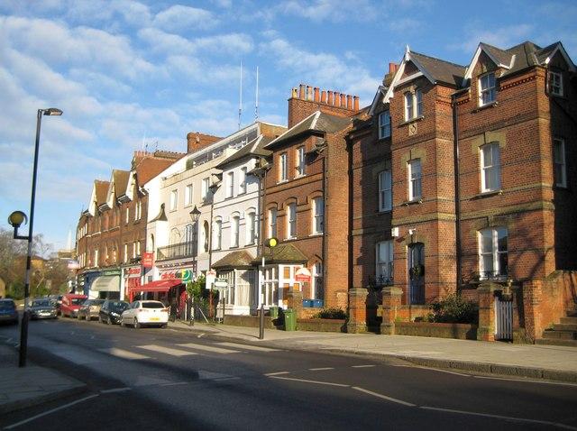 Harrow on the Hill: High Street