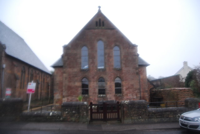 Church Hall, Williton Methodist Church