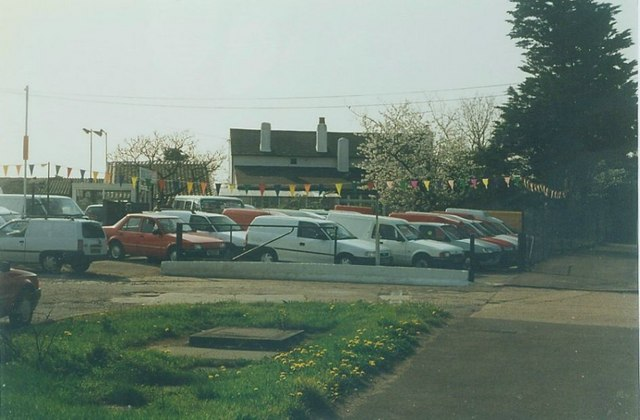 Mill Farm, Whalebone Lane North: 1997