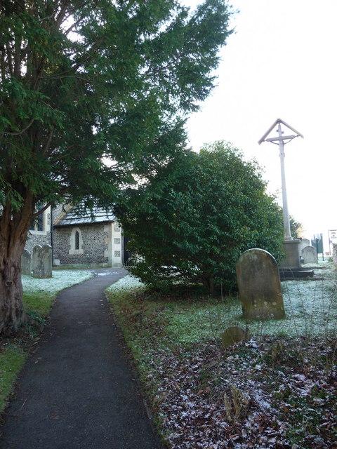 Graveyard, St John the Evangelist, Merrow