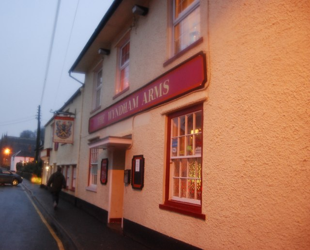 Wyndham Arms, Williton