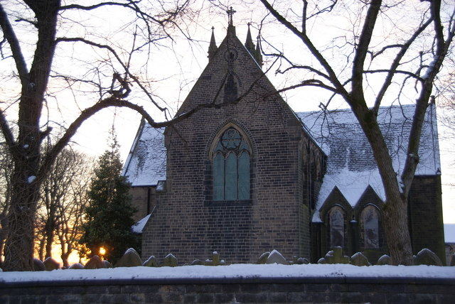 Christ Church, Walmersley
