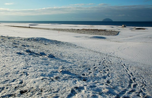Girvan Golf Course Is Closed Today
