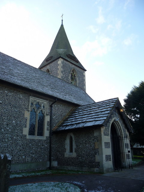 St John the Evangelist, Merrow