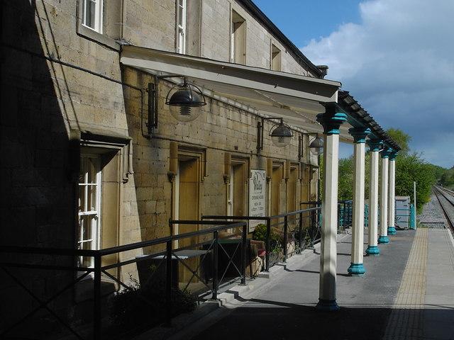 Corbridge - Station
