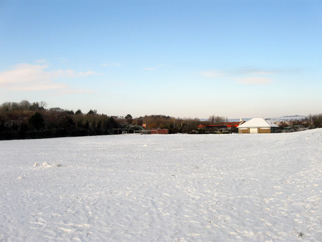 Playing Field, Benfield Valley
