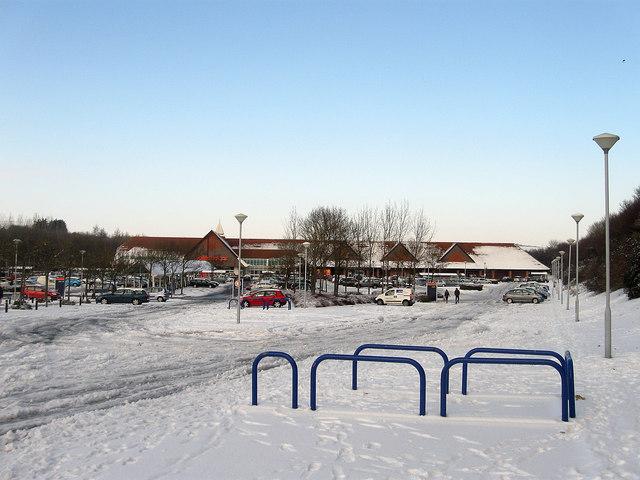 Sainsbury's, Benfield Valley