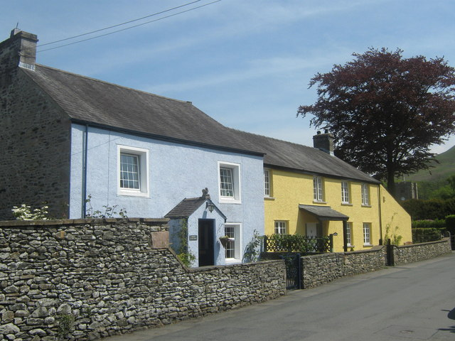 Barbon in Cumbria