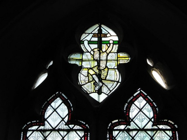 Detail on the window