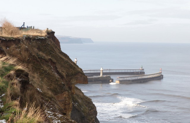 Cliffs East of Whitby