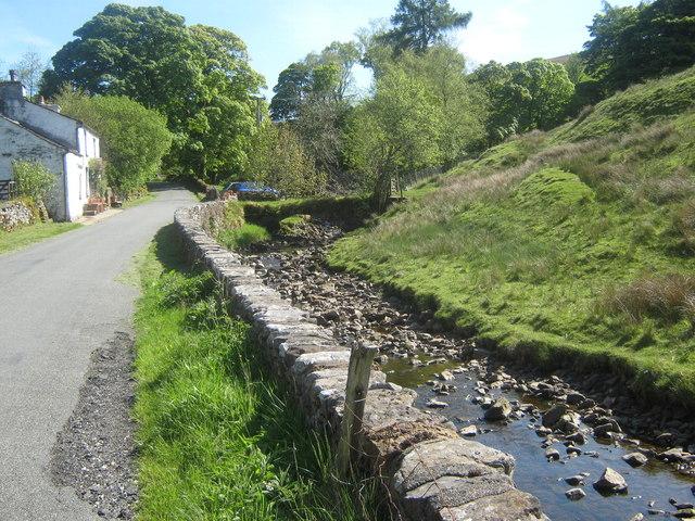 Bridge End Cottage, River Dee near Stone House , Cumbria
