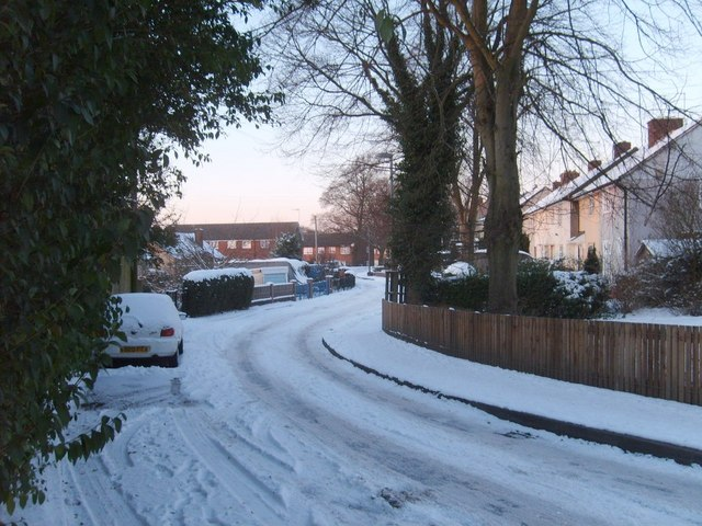 Snowy Uplands Drive
