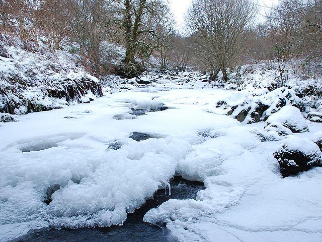 Frozen River Liever
