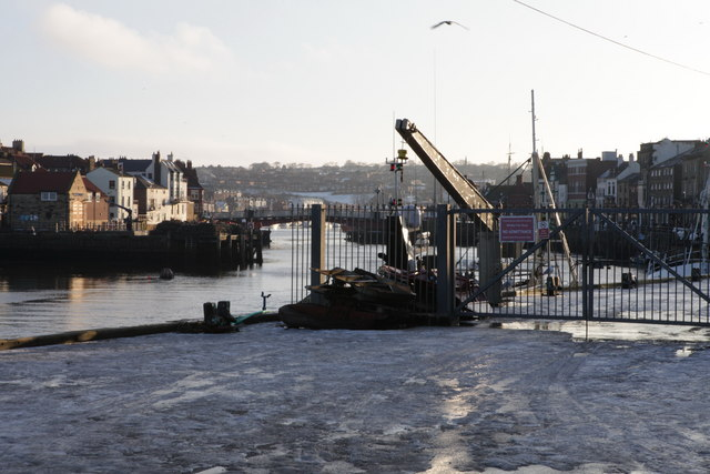 Whitby Fish Quay