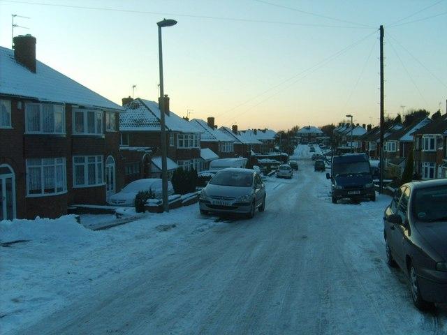 Snowy Eastleigh