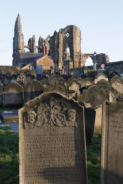 Whitby Graveyard