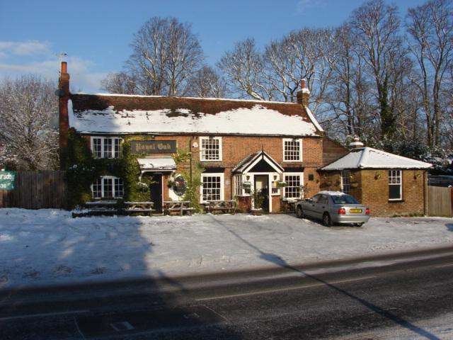Royal Oak, Knaphill