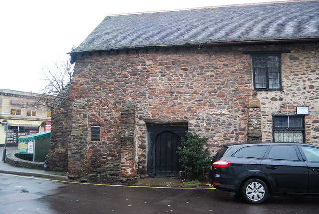 Converted historical building, Minehead