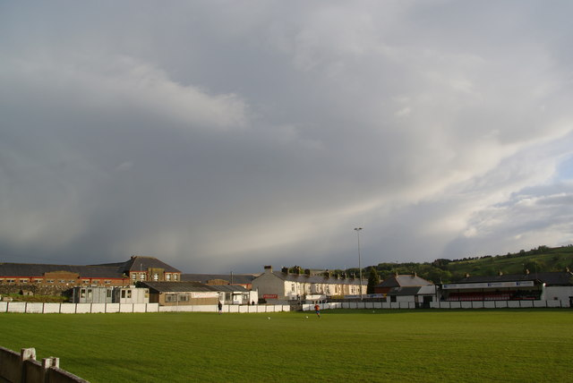 Rainclouds threaten Bacup Borough's match