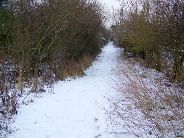 Footpath, Croucheston