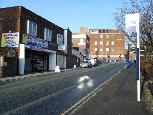 Flood Street, Dudley.