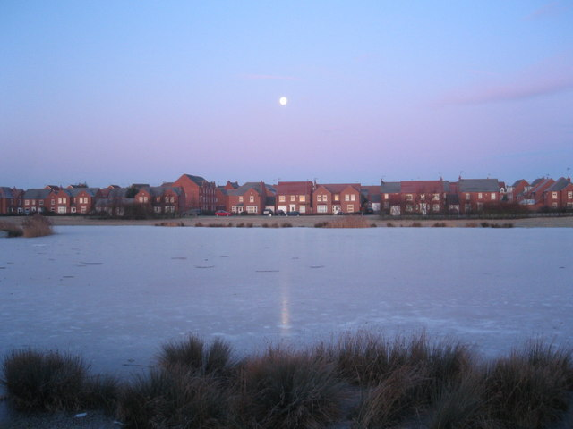 Chase Meadow lake