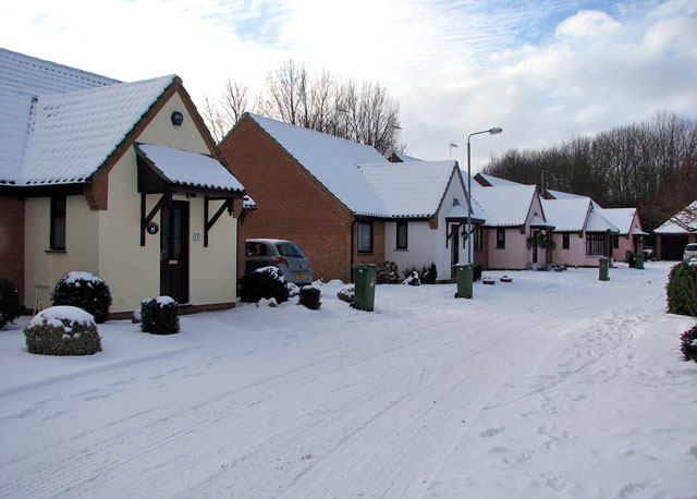 New Bungalows in The Ramblers