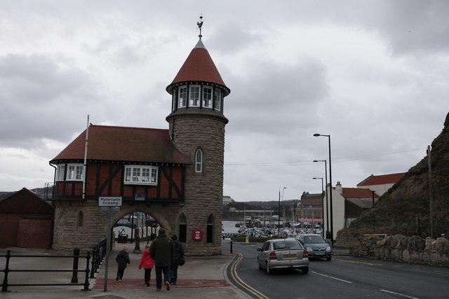 Scarborough Coastguard Station